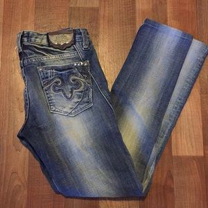 ReRock for Express jeans size 2 US EUR 26